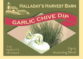 Garlic Chive Dip