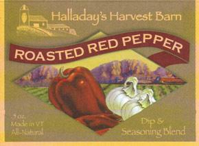 Roasted Red Pepper & Garlic Dip