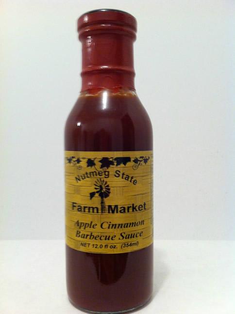 Apple Cinammon BBQ Sauce